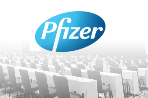 Corporate presentation and interview event videos in Calgary for Pfizer
